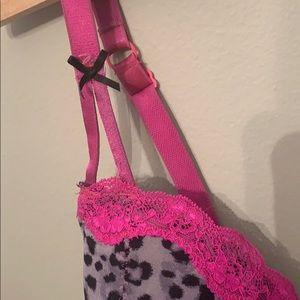 Betsey Johnson Intimates & Sleepwear - Super cute betsey Johnson printed bra